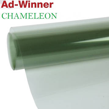 Атермальная плёнка с легким эффектом хамелеона Ad-Winner Chameleon CR 85 1.52 м