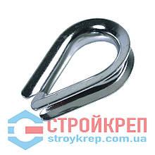 Коуш DIN 6899, тип А, 2,5х3