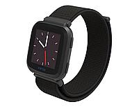 Нейлоновый ремешок Primolux для часов Fitbit Versa - Black