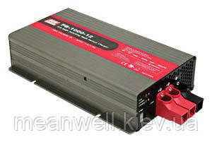 PB-1000-24 Зарядное устройство для аккумуляторов 1000 Вт 24 В Mean Well