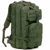 Рюкзак Тактический 45L городской походный рюкзак (Зеленый), фото 1