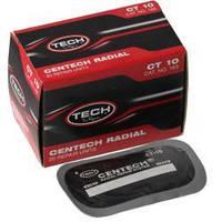 Пластырь радиальный CENTECH СТ-10 45 х 75 мм 20 штук для ремонта боковых порезов радиальных шин