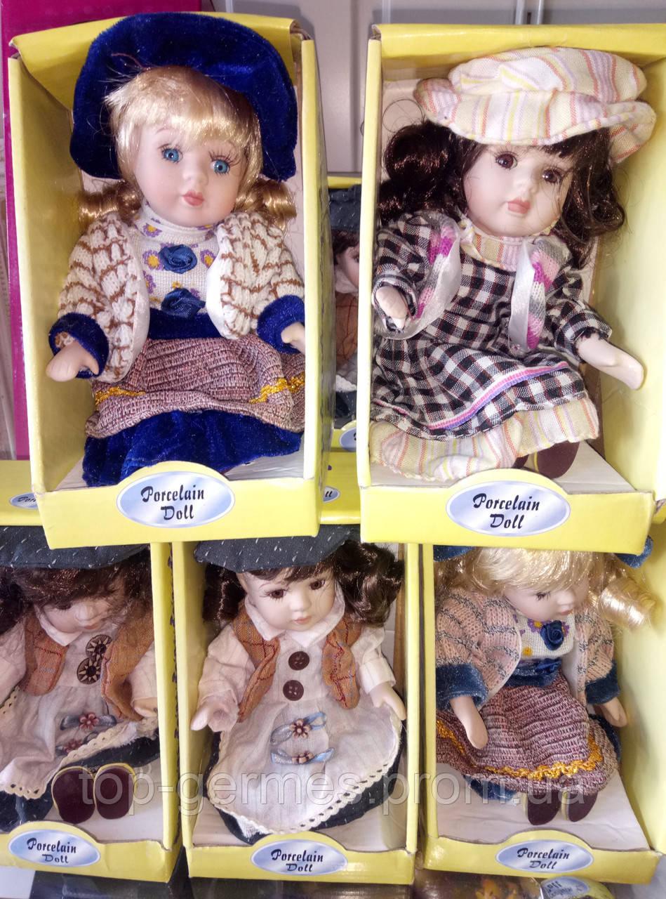 Фарфоровые коллекционные куклы  на выбор