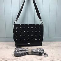 Женская замшевая сумка Velina Fabbiano