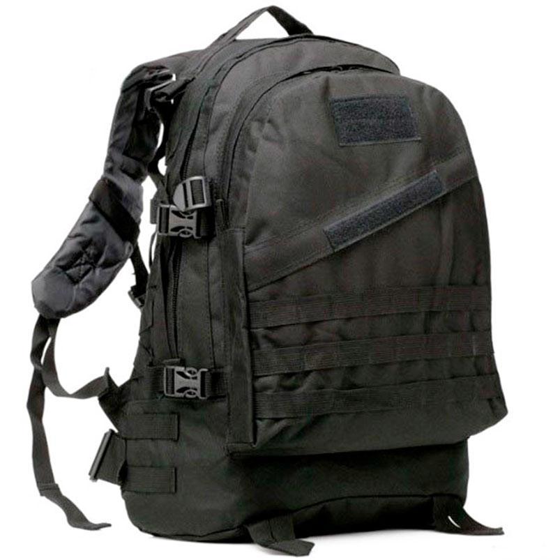 Рюкзак Тактический Assault Backpack 3-Day 35L городской походный рюкзак 35 л (Черный)