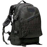 Рюкзак Тактический Assault Backpack 3-Day 35L городской походный рюкзак 35 л (Черный), фото 1