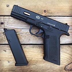 Пистолет пневматический SAS G17 Blowback (Glock 17)