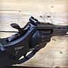 Револьвер ЛАТЭК Safari РФ-441М под патрон флобера (чер. пластик), фото 5