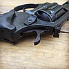Револьвер ЛАТЭК Safari РФ-441М под патрон флобера (чер. пластик), фото 4