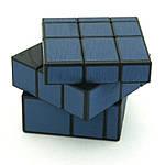 Зеркальный кубик Рубика 3х3 QiYi Mirror block Blue, фото 3