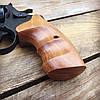 Револьвер ЛАТЭК Safari РФ-441М (бук) под патрон флобера 4мм, фото 2
