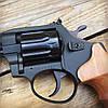 Револьвер ЛАТЭК Safari РФ-441М (бук) под патрон флобера 4мм, фото 4