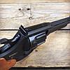 Револьвер ЛАТЭК Safari РФ-441М (бук) под патрон флобера 4мм, фото 5