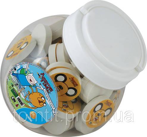 "Ластик круглый "" Adventure Time"", фото 2"