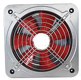 Настінний осьовий вентилятор з зворотним клапаном NOK 300, фото 2