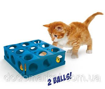 Іграшка для кота Tricky Трікі два м'ячі Італія