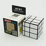 Зеркальный кубик Рубика 3х3 QiYi Mirror Silver, фото 2