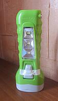 Светодиодный аккумуляторный LED фонарь SF-6558 (ручной, настольный), фото 1
