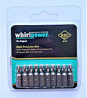 Набір біт Whirlpower (ОРИГІНАЛ) PZ*2*25 10 шт