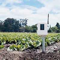 Метеостанция для определения температуры почвы, влажности почвы, влажности листа Davis