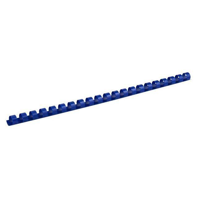 Пружины пластиковые 12 мм синие