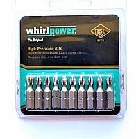 Набір біт Whirlpower (ОРИГІНАЛ) PH*1*25 10 шт