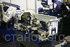 Zenitech MD 250 550 Vario Токарный станок по металлу Токарний верстат Токарно-винторезный зенитек мд 250, фото 3