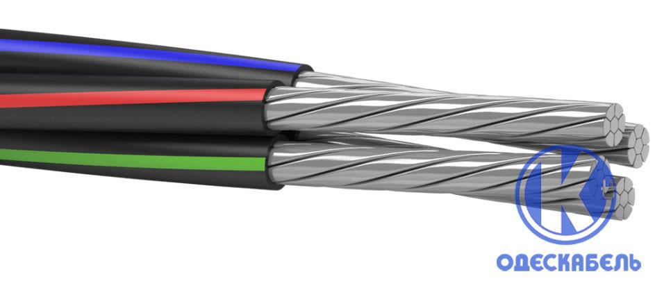 Провод самонесущий изолированный СИП 4 4x50 -0,6/1 (СИП-4 4*50)