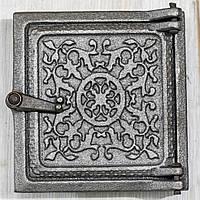 Дверцы чугунные сажетруска (Т) №2 135х130