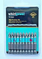 Набір біт Whirlpower (ОРИГІНАЛ) PH*2*50 10 шт