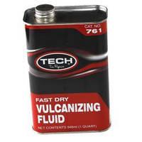 Вулканизационная жидкость для холодной вулканизации TECH 946 мл, банка 10шт.