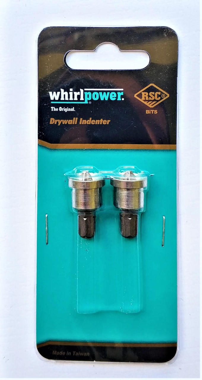Набір біт Whirlpower по гипсокартону (потай) PH*2*25 2 шт