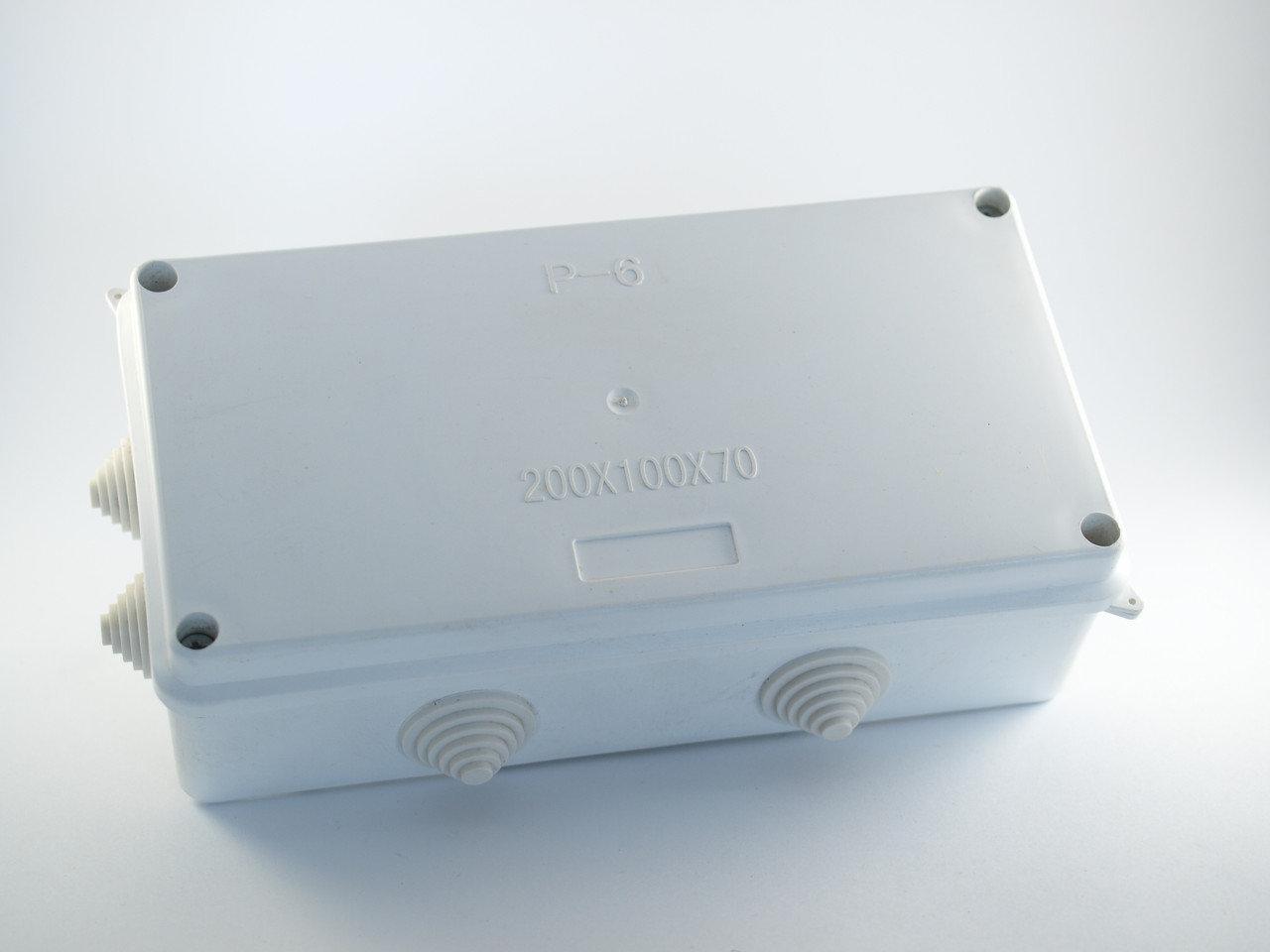 Коробка монтажная Р6 200х100х70