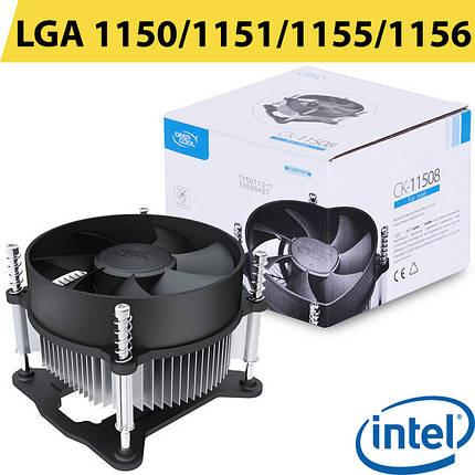 Кулер для процессора Deepcool CK-11508 LGA 1150/1151/1155/1156, фото 2