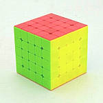 Кубик Рубика 5х5 QiYi Qizheng 6см, фото 2