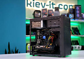 "Игровая сборка ""Bronze Full "" i5 4460 | H81 | GTX 1060 6GB | DDR3 8GB | SSD 120GB | HDD 500GB Б/У"
