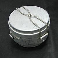 Набір алюмінієвих казанків, Чехія