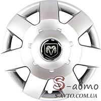 """Колпаки декоративные """"SKS"""" Dodge 219 R14 (кт.) - Колпаки на колеса 14"""" Додж"""