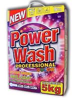 Стиральный порошок Power Wash Concentrat Color 5кг