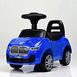 Каталка-толокар BMW M 4122L, фото 6