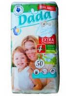 Подгузники Dada Premium 4 (7-18 кг) 54 шт