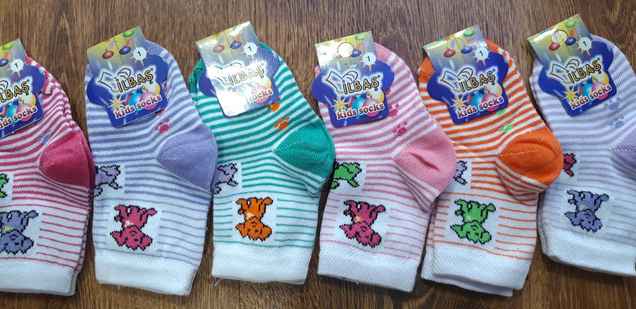 """Дитячі стрейчеві шкарпетки""""ILBAS"""" Туреччина"""