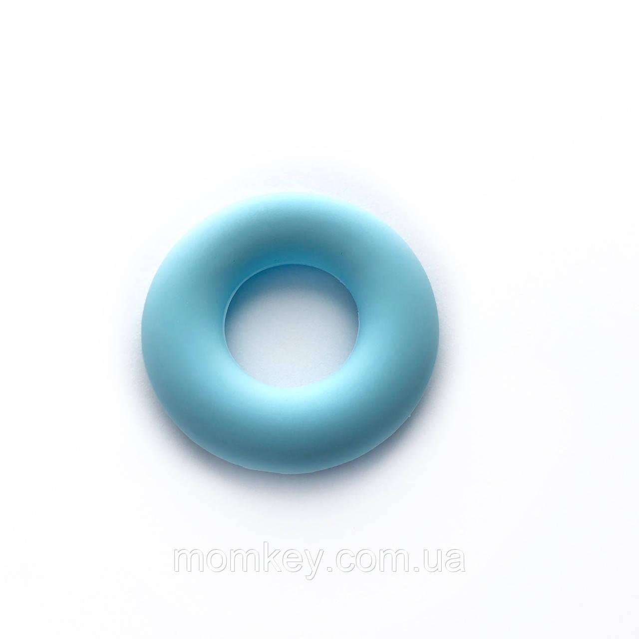 Колечко 43 мм (светло-голубой)