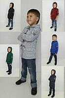 Парка трикотажная детская,подростковая., фото 1