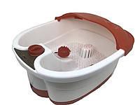 Гидромассажная ванночка для педикюра Аэро+Уф+Магнит SQ 368