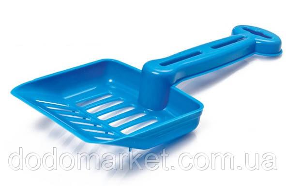 Лопатка для наполнителя для уборки лотка Georplast Италия 26 см