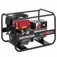 Генератор бензиновый Honda ECT7000K1