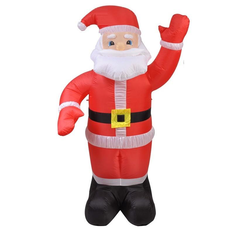 Надувной Дед Мороз Высота 3 м
