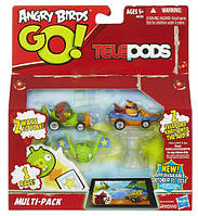 Мульти-набор Angry Birds Go! Telepods Hasbro A6181-1