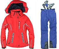 Лыжный костюм RED-BLUE, фото 1